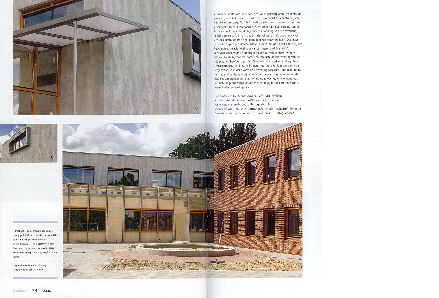 Ruwe bolster, blanke pit, betonlook blz  2 en 3