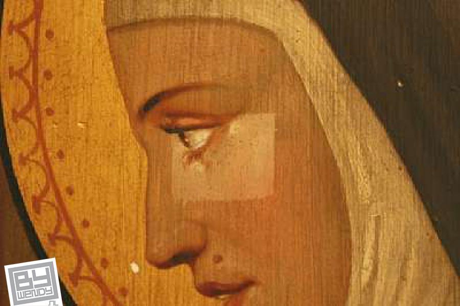 Oktober 2005 - Restauratie Schilderingen Claraklooster - 's-Hertogenbosch