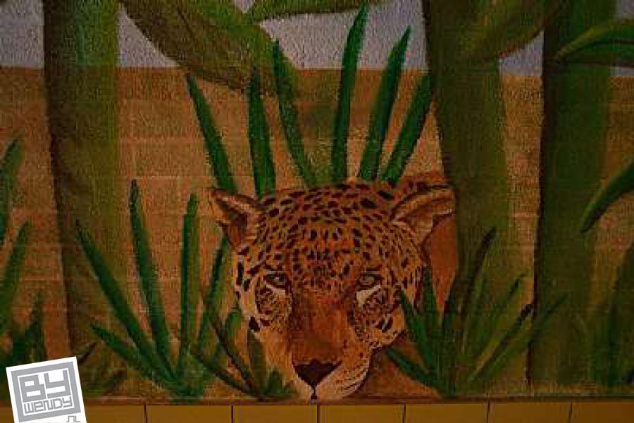 November 2004 – Muurschildering - Bitterswijck