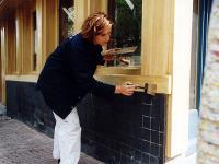 2001 - Houtimitatie - Amsterdan